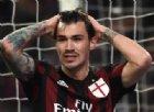 Romagnoli espulso, il Milan si ferma al rosso