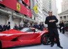 Gli italiani a Wall Street tutti pazzi per Ferrari