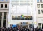 Microsoft sfida Apple e apre un mega store sulla Fifth Avenue