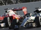 Mercedes-Ferrari, c'è l'aggancio: «Siamo alla pari»