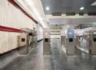 Metro Magliana, controllore preso a pugni da passeggero senza biglietto