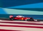 La Ferrari si riscatta subito, prima delle qualifiche