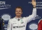 Un errore di Raikkonen spegne il sogno Ferrari
