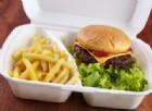 Fast food, il pericolo arriva anche dai contenitori del cibo