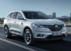 Renault Koleos, dalla Cina con furore