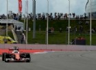 La maledizione Ferrari colpisce anche in Russia