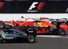 La «bestia nera» Kvyat rovina un altro GP a Vettel