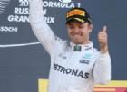 Rosberg cannibale: «Vincere anche qui, senza distrazioni»