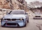BMW 2002 Hommage, la mitica Turbo torna a rivivere