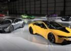 BMW i8: arrivano nuovi colori, ma a caro prezzo