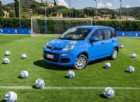 Fiat lancia la Pandazzurri, serie speciale per Euro 2016