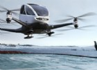 EHang 184, arriva il drone taxi che ci farà vivere nel futuro