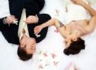 Prima notte di nozze, molte coppie vanno in bianco