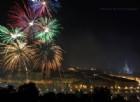 Festa di San Giovanni: lo spettacolo dei fuochi d'artificio in piazza Vittorio