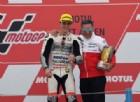 Valanga azzurra in Moto3: cinque italiani davanti