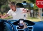Messaggiare durante la guida è pericoloso