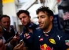 Ricciardo rilancia la Red Bull: «Nessun calo»