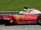 La Ferrari finalmente in testa. Poi il giallo