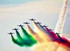 Simmetrie ed emozioni: il grande spettacolo delle Frecce Tricolori