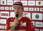 Raikkonen prenota la vittoria a Silverstone