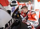 Casey Stoner con la Ducati Desmosedici GP