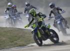 Valentino Rossi sfida i giovani al Ranch