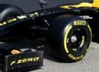 La Ferrari porta al debutto le gomme Pirelli 2017