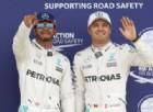 Rivince Hamilton, Rosberg 2° ma a rischio penalità
