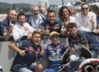 Bastianini-Locatelli, ancora doppietta italiana in Moto3