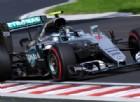 Rosberg ok, Hamilton sbatte, Ferrari promettente