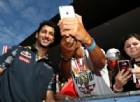 Daniel Ricciardo festeggia i 100 GP: «Se piove vinco io»