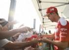 L'aria di casa carica Sebastian Vettel: «La Ferrari c'è»