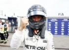 Rosberg, sorpassato ma non arreso: «Con Hamilton me la batto»