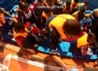 Sbarchi in Sicilia: da giovedì salvati 6.000 migranti