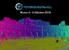 Forum TECHNOLOGYforALL a Roma il 5 e 6 ottobre