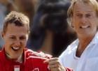 Da Montezemolo la prima buona notizia su Michael Schumacher