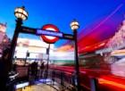 A Londra due linee metro aperte anche di notte nel weekend