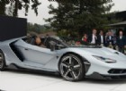 La Lamborghini Centenario Roadster è già sold-out