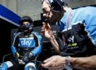 La verità di Romano Fenati: «Perché Valentino Rossi mi ha licenziato»