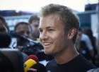 Nico Rosberg ama Monza... anche se gioca in trasferta