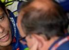 Valentino Rossi: «Sto ancora pagando il biscotto del 2015»