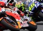Rossi di nuovo ruota a ruota con Marquez: «Stavolta senza biscotto. E ho vinto io»