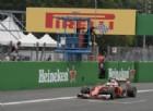La Ferrari taglia il traguardo di Monza