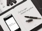 Montblanc lancia la penna che digitalizza i tuoi appunti