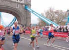 Una donna «bionica» partecipa alla maratona Great North Run