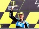 Romano Fenati rientra in Moto3 con Ongetta