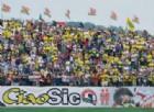 Muro giallo per Valentino Rossi: oltre 100 mila tifosi a Misano