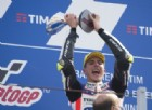 Baldassarri: «La mia prima vittoria. Con il tifo di Valentino Rossi»