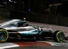 Rosberg marcato da Verstappen e Raikkonen, Hamilton in crisi