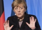 La cancelliera di Germania Angela Merkel.